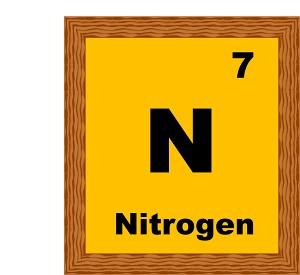 Nitrogen 20clipart.