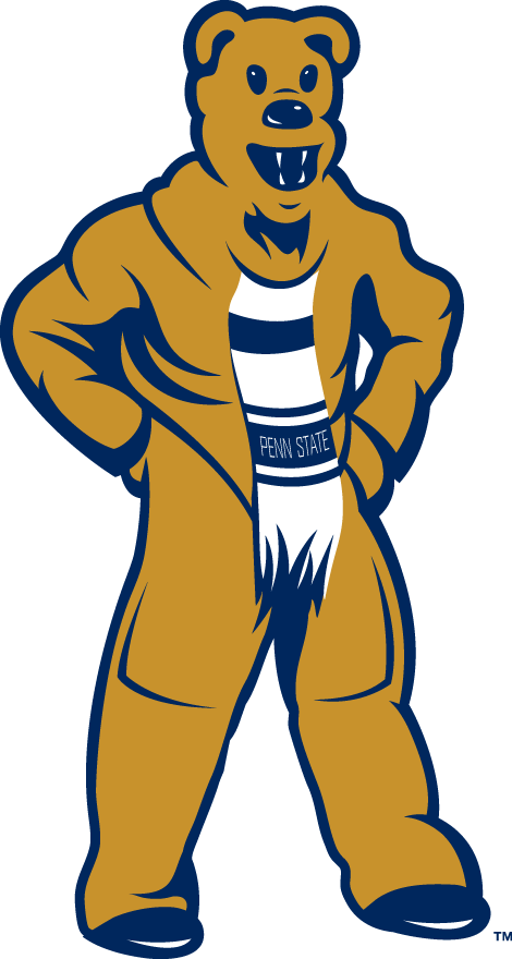 Nittany Lion Drawing.