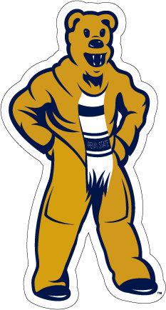Penn State Nittany Lion Clipart.