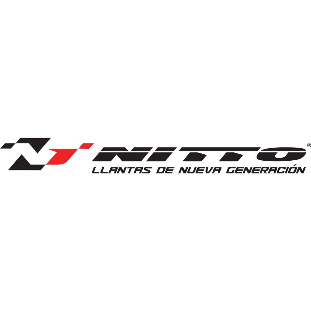 Nitto Tires logo, Vector Logo of Nitto Tires brand free.