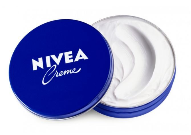 NIVEA Cream middle can 56g.