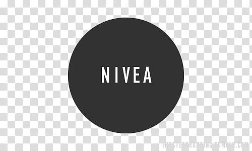 Nivea logo transparent background PNG clipart.