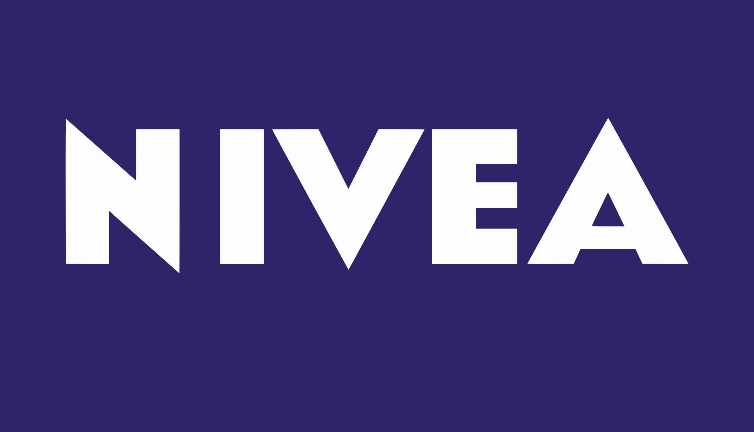 NIVEA for men Logo PNG Transparent & SVG Vector.