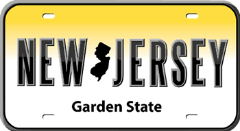 New Jersey Clipart.