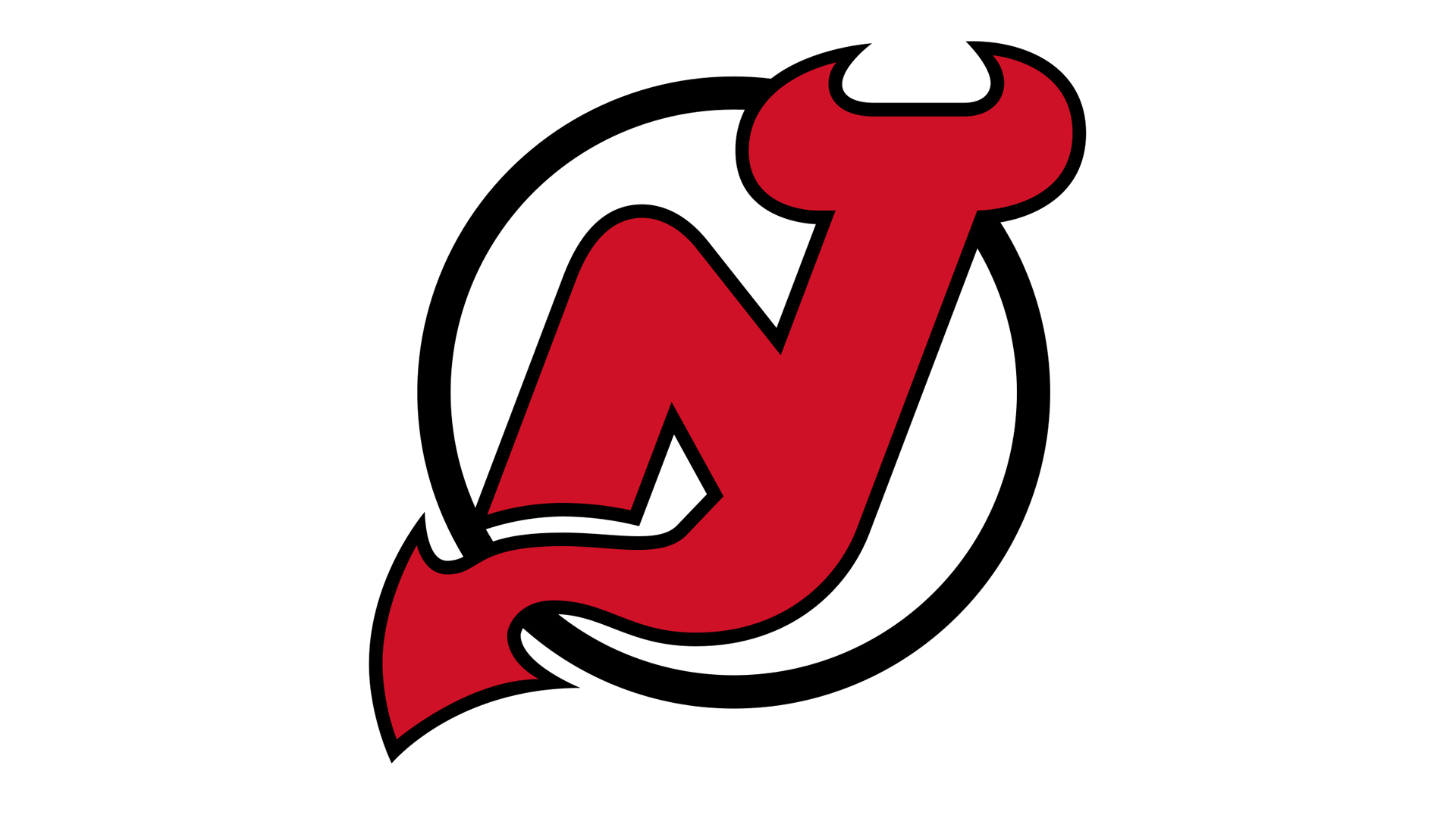 Meaning New Jersey Devils logo and symbol.