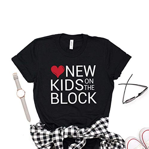 New Kids On The Block Band T.