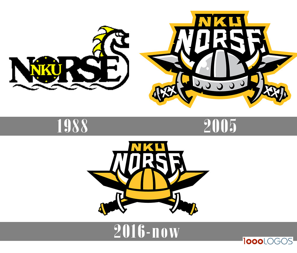 Northern Kentucky Norse Logo.