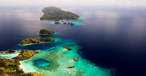 Raja Ampat, Papua Join with us at International Research Community.