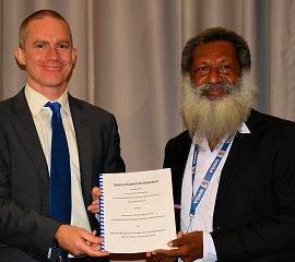 News ~ TSSP Papua New Guinea.