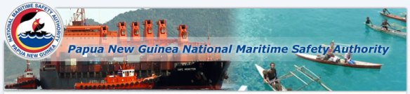 The Papua New Guinea National Maritime Safety Authority: A.