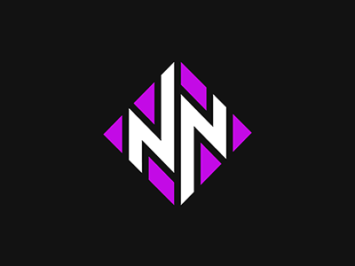 NN Logo Design by Five Designs on Dribbble.