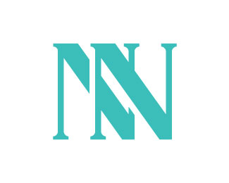 NN Monogram Designed by MusiqueDesign.