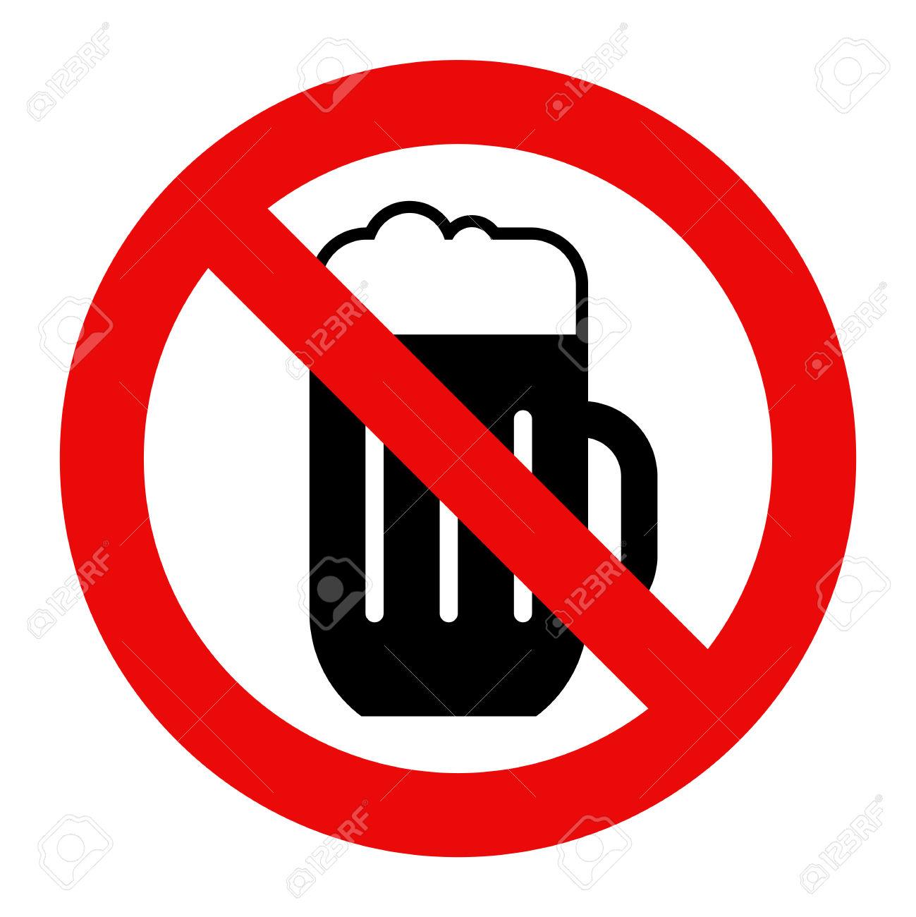 no alcohol clipart free clipground
