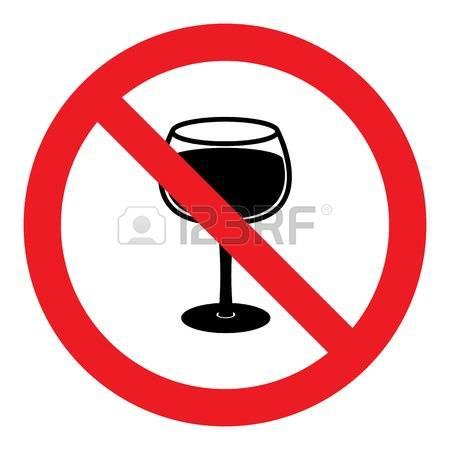1,856 No Alcohol Stock Vector Illustration And Royalty Free No.
