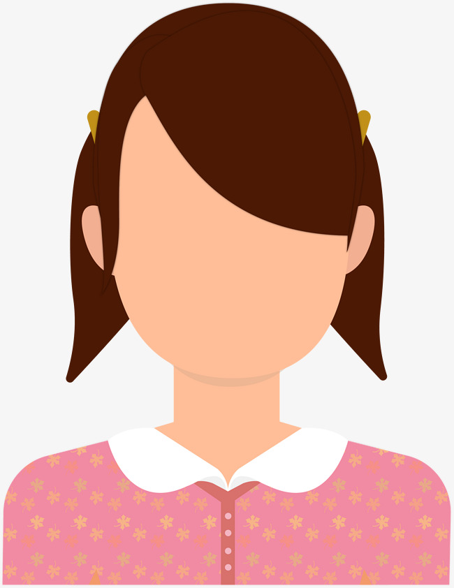 Face Without Eyes Clipart.