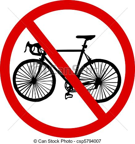 No bicycles Illustrations and Stock Art. 583 No bicycles.