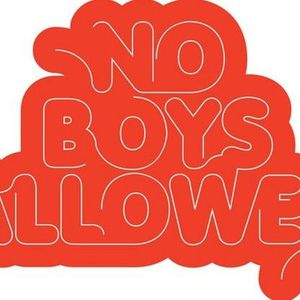 No Boys Allowed (Vol. 1) by Flawl3ss.