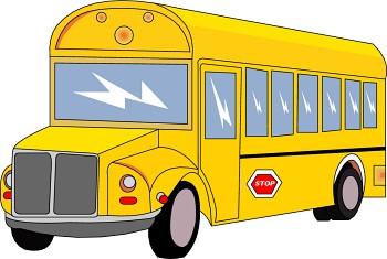 No bus clipart.