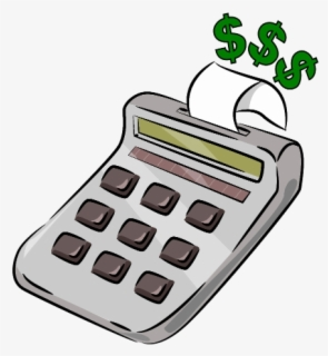 Free Calculator Clip Art with No Background.