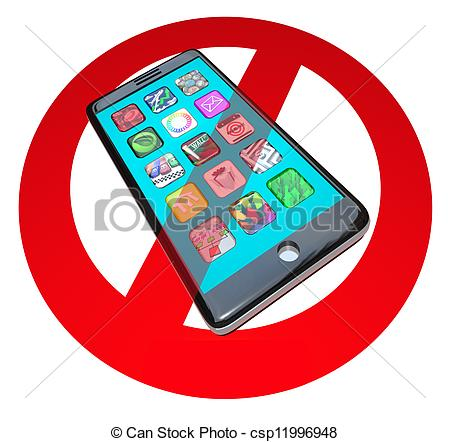 Cell Phone Call Clipart.