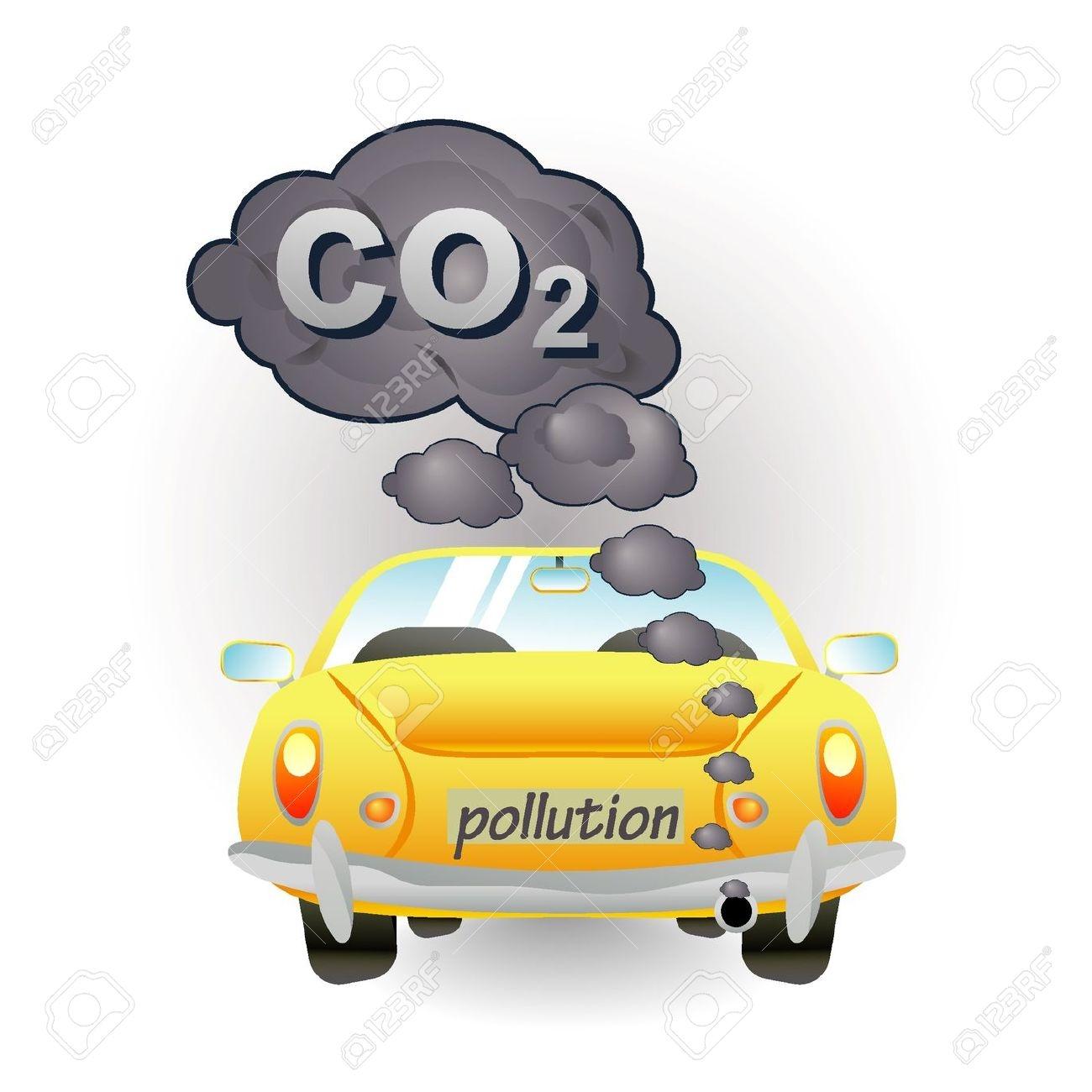 Similiar Car Pollution Cartoon Keywords.