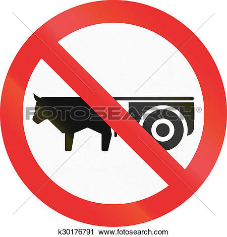 Clipart of No Livestock and Carriages in Mexico k30176791.