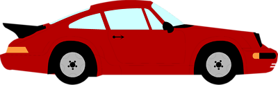 Car No Background Clipart.