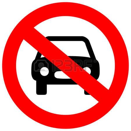 3,105 No Cars Stock Vector Illustration And Royalty Free No Cars.