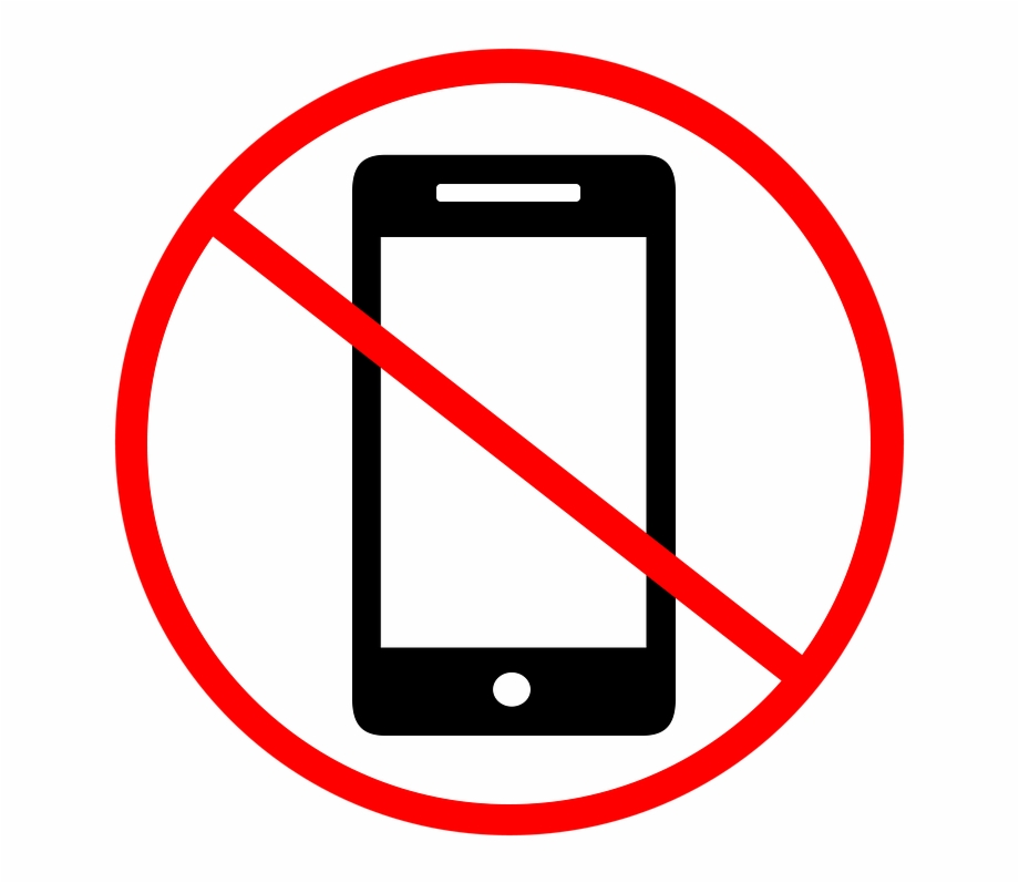 No Phone No Cell Phone Phone Sign No Mobile Cell.