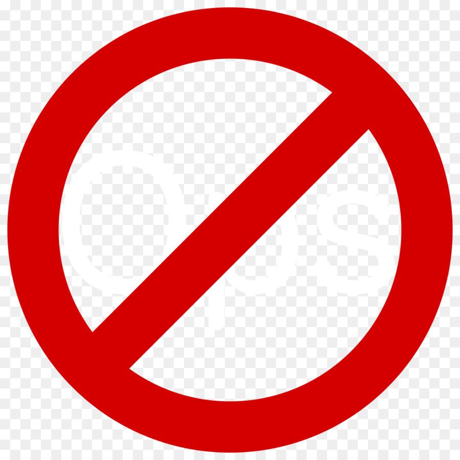Download Free png No symbol Circle Library sign stop png.