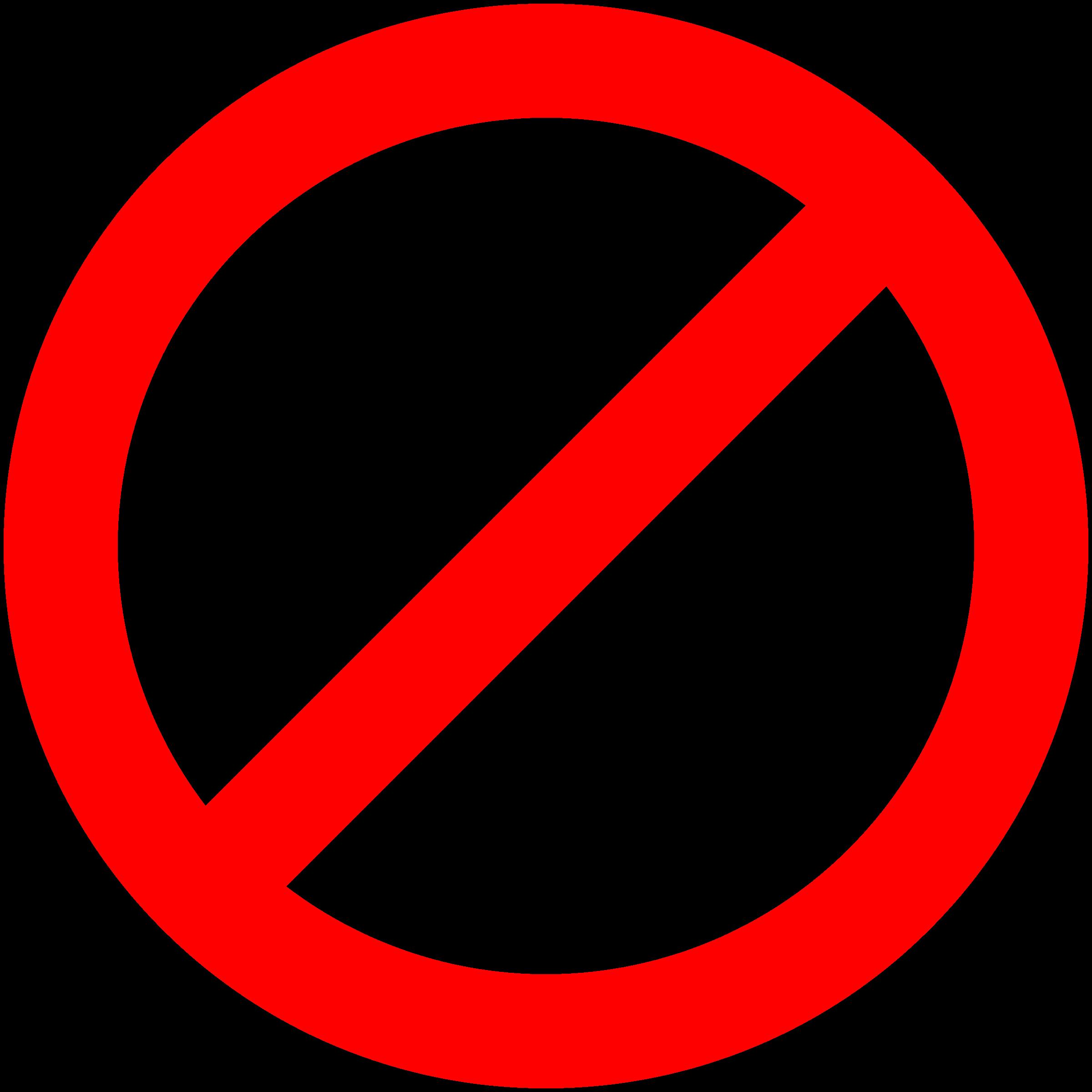 no clipart clipground