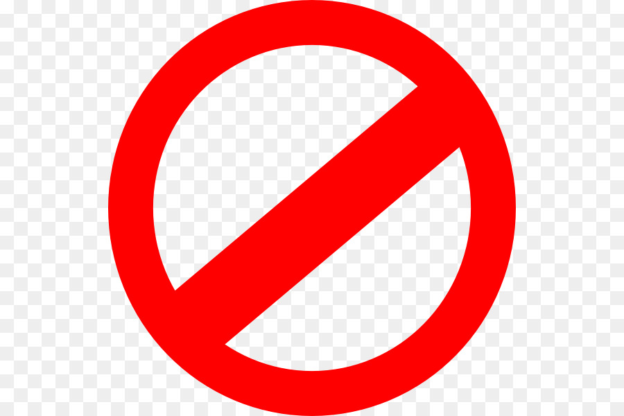 Free No Sign Transparent Background, Download Free Clip Art.