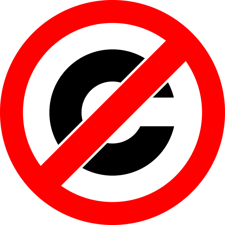 Free vector graphic: Copyright Free, Creative, Commons.