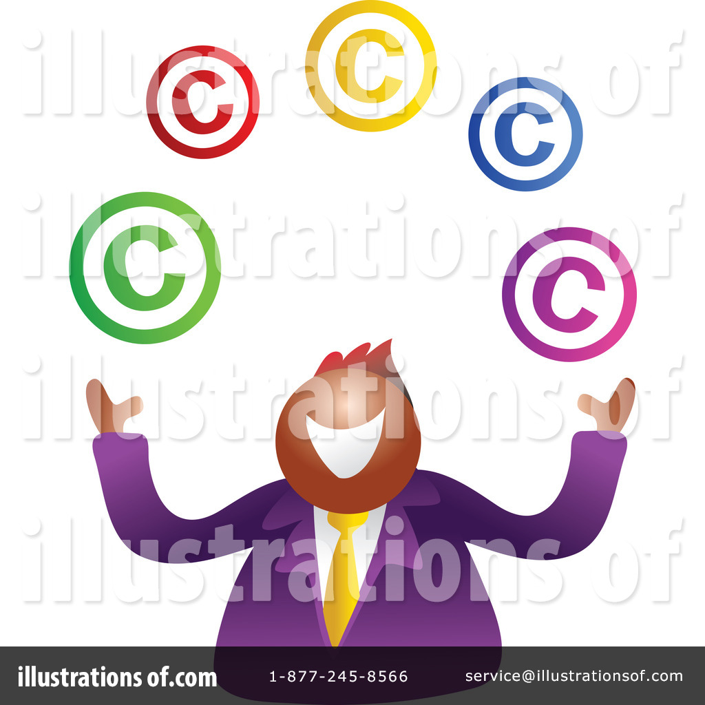 Clipart and copyright.
