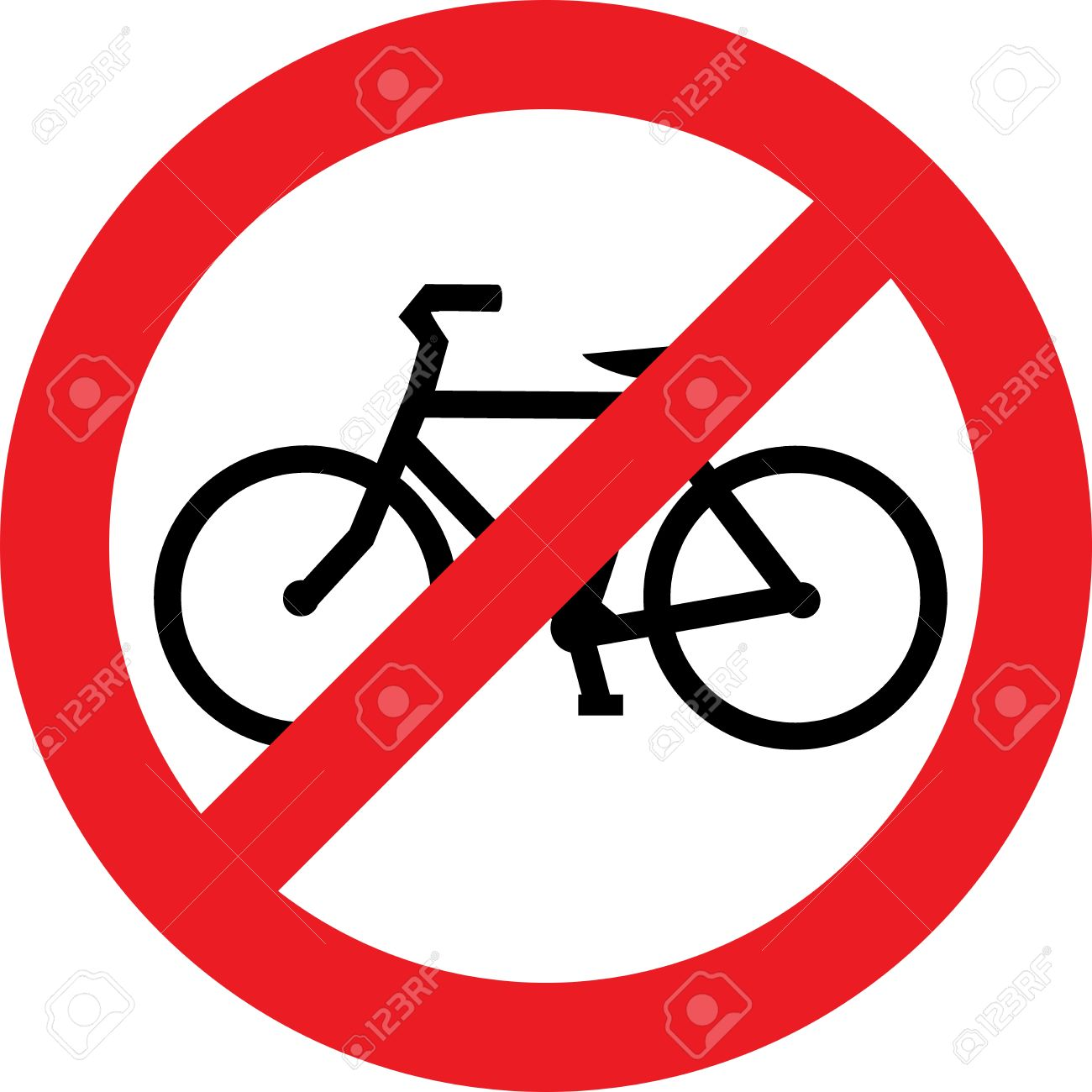 388 No Cycle Cliparts, Stock Vector And Royalty Free No Cycle.