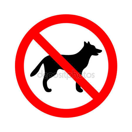 No dogs allowed Stock Vectors, Royalty Free No dogs allowed.