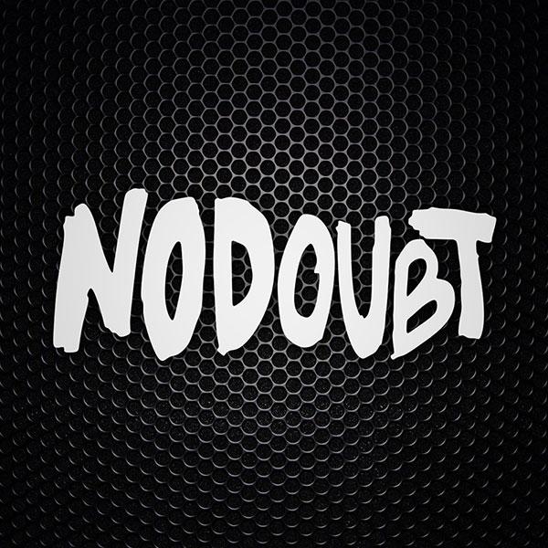Sticker No Doubt.
