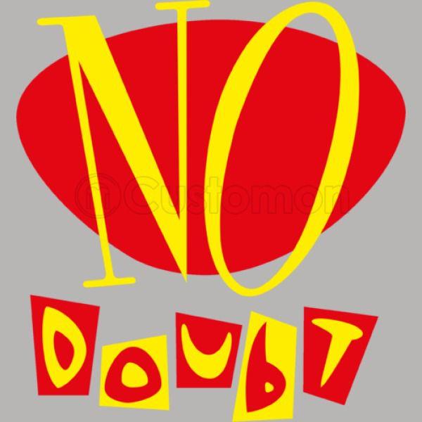 No Doubt Logo Travel Mug.