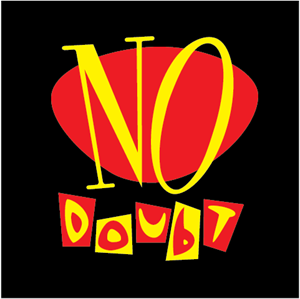 no doubt old Logo Vector (.EPS) Free Download.
