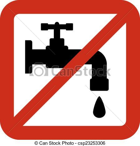 No drinking water Clip Art Vector Graphics. 190 No drinking water.