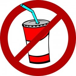 No Drinking Clipart.