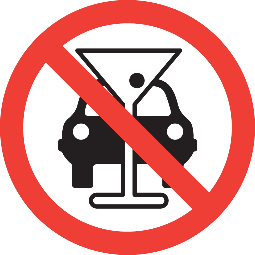 Showing post & media for Drunk driving symbol.