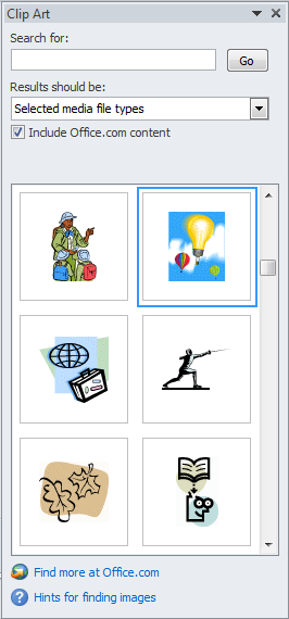 No Mistake Here: Redesigning PowerPoint Clip Art for 2014.