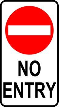 Free sign.