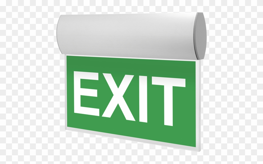 No Exit Sign Nz Clipart (#771760).