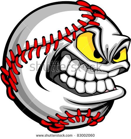 Baseball Cartoon Stock Images, Royalty.