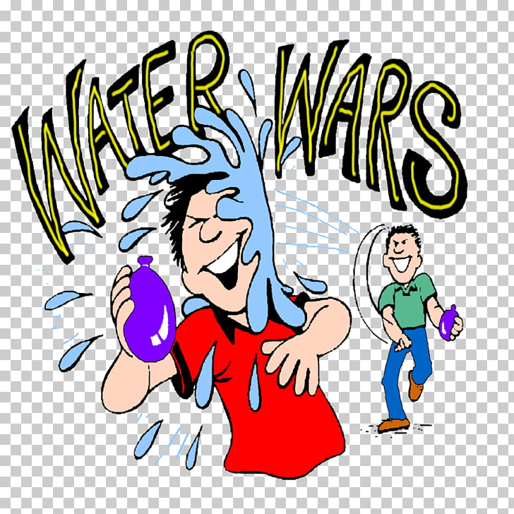 Water balloon Water fight , No Fighting s PNG clipart.