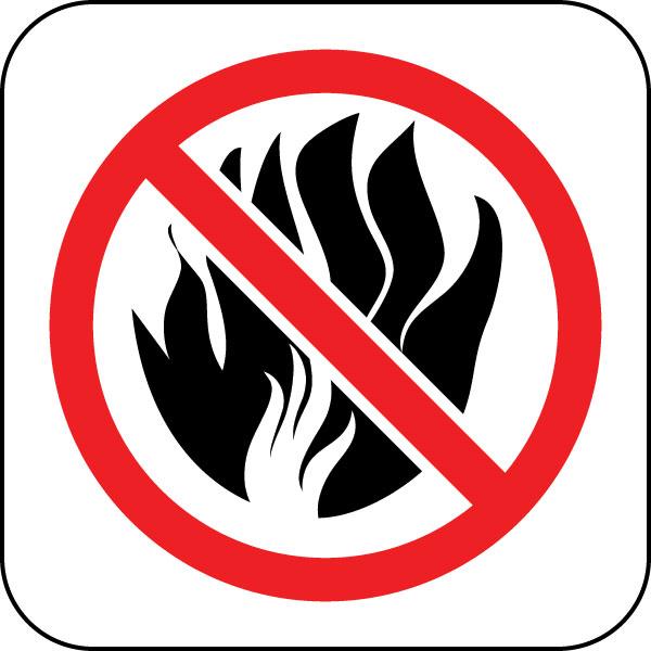 No Fire.