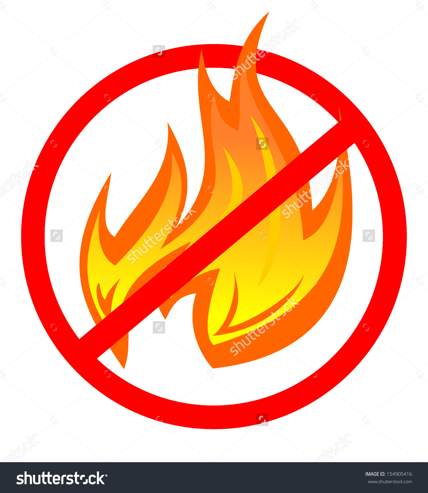 No fire clipart.