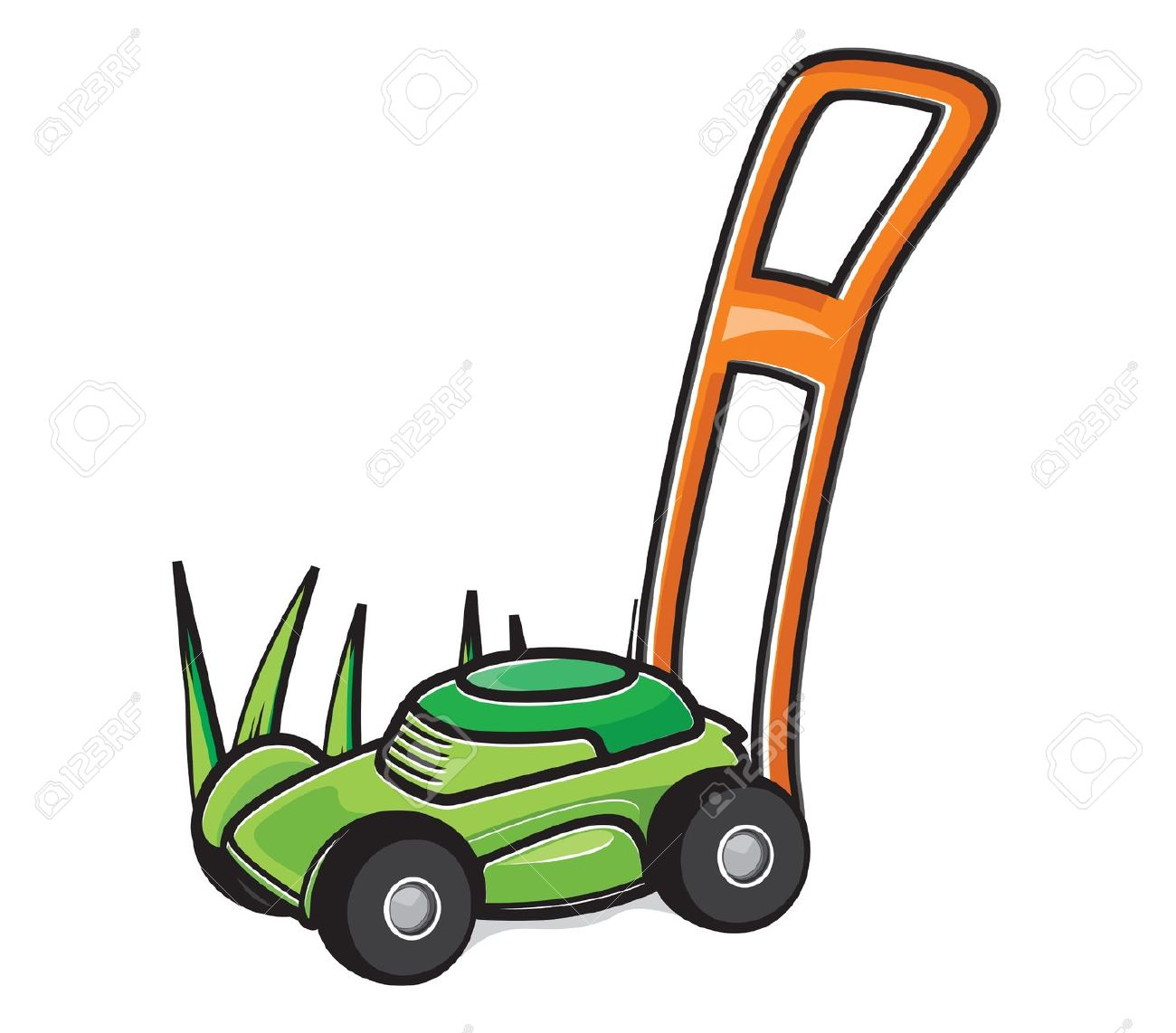 Showing post & media for Cartoon lawn mower electric.